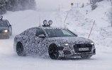 Новый Audi A6 «застукали» на дорожных тестах - фото 5