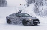 Новый Audi A6 «застукали» на дорожных тестах - фото 6