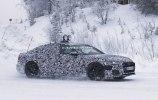 Новый Audi A6 «застукали» на дорожных тестах - фото 7
