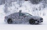 Новый Audi A6 «застукали» на дорожных тестах - фото 8
