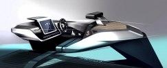 Компания Peugeot приспособила свой фирменный интерьер для лодок - фото 12