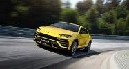 Lamborghini представила самый быстрый внедорожник в мире - фото 2
