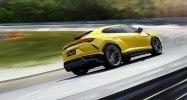 Lamborghini представила самый быстрый внедорожник в мире - фото 3