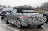 На тестах замечен обновлённый Audi TT RS - фото 9