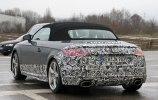 На тестах замечен обновлённый Audi TT RS - фото 10