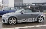 На тестах замечен обновлённый Audi TT RS - фото 4