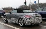 На тестах замечен обновлённый Audi TT RS - фото 8