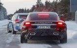 Porsche испытала свой первый электрокар в зимних условиях - фото 10