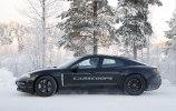 Porsche испытала свой первый электрокар в зимних условиях - фото 3