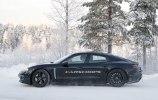 Porsche испытала свой первый электрокар в зимних условиях - фото 4