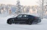 Porsche испытала свой первый электрокар в зимних условиях - фото 5