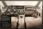 Интерьер нового Mercedes-Benz G-Class - репортаж InfoCar.ua - фото 4