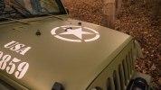 Немецкий тюнер превратил Jeep Wrangler в классический «Виллис» - фото 4
