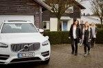 Volvo предоставит шведским семьям сотню беспилотных автомобилей - фото 20