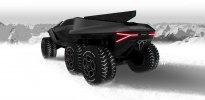 Lamborghini Raton – новый брутальный внедорожник независимого дизайнера - фото 7