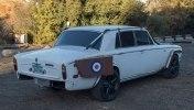 Rolls-Royce с «механикой» и интеркуллером на бампере выставили на торги - фото 11