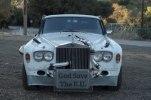 Rolls-Royce с «механикой» и интеркуллером на бампере выставили на торги - фото 1