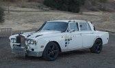 Rolls-Royce с «механикой» и интеркуллером на бампере выставили на торги - фото 2
