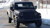Новый пикап Jeep Scrambler выехал на тесты - фото 9