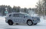 Mercedes вывел на зимние тесты новый GLS - фото 7