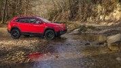 Рестайлинговый «американец»: в Детройте представлен обновлённый Jeep Cherokee - фото 9