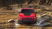 Рестайлинговый «американец»: в Детройте представлен обновлённый Jeep Cherokee - фото 10