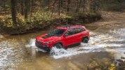 Рестайлинговый «американец»: в Детройте представлен обновлённый Jeep Cherokee - фото 12