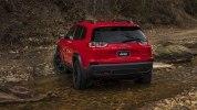 Рестайлинговый «американец»: в Детройте представлен обновлённый Jeep Cherokee - фото 13