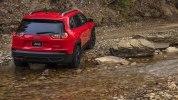 Рестайлинговый «американец»: в Детройте представлен обновлённый Jeep Cherokee - фото 14