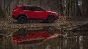 Рестайлинговый «американец»: в Детройте представлен обновлённый Jeep Cherokee - фото 16