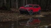Рестайлинговый «американец»: в Детройте представлен обновлённый Jeep Cherokee - фото 17