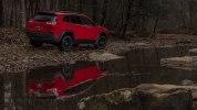 Рестайлинговый «американец»: в Детройте представлен обновлённый Jeep Cherokee - фото 19