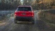 Рестайлинговый «американец»: в Детройте представлен обновлённый Jeep Cherokee - фото 21