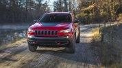 Рестайлинговый «американец»: в Детройте представлен обновлённый Jeep Cherokee - фото 22