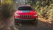 Рестайлинговый «американец»: в Детройте представлен обновлённый Jeep Cherokee - фото 23