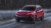 Рестайлинговый «американец»: в Детройте представлен обновлённый Jeep Cherokee - фото 24