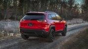 Рестайлинговый «американец»: в Детройте представлен обновлённый Jeep Cherokee - фото 27