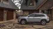 Рестайлинговый «американец»: в Детройте представлен обновлённый Jeep Cherokee - фото 36