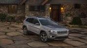 Рестайлинговый «американец»: в Детройте представлен обновлённый Jeep Cherokee - фото 37