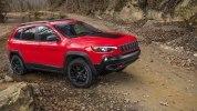 Рестайлинговый «американец»: в Детройте представлен обновлённый Jeep Cherokee - фото 3