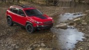 Рестайлинговый «американец»: в Детройте представлен обновлённый Jeep Cherokee - фото 4