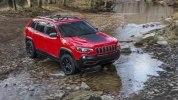Рестайлинговый «американец»: в Детройте представлен обновлённый Jeep Cherokee - фото 6