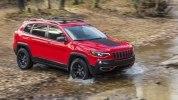 Рестайлинговый «американец»: в Детройте представлен обновлённый Jeep Cherokee - фото 7