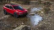 Рестайлинговый «американец»: в Детройте представлен обновлённый Jeep Cherokee - фото 8