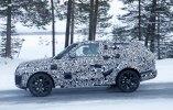 На тестах впервые замечен Range Rover Coupe - фото 5