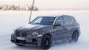 Новый BMW X5 M застукали на зимних тестах - фото 7