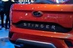 Mahindra показала кабриолет-внедорожник TUV Stinger Concept - фото 5