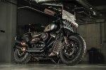 BOTK 2018: кастом Harley-Davidson Fat Max - фото 11