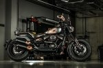 BOTK 2018: кастом Harley-Davidson Fat Max - фото 3