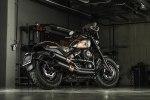 BOTK 2018: кастом Harley-Davidson Fat Max - фото 4